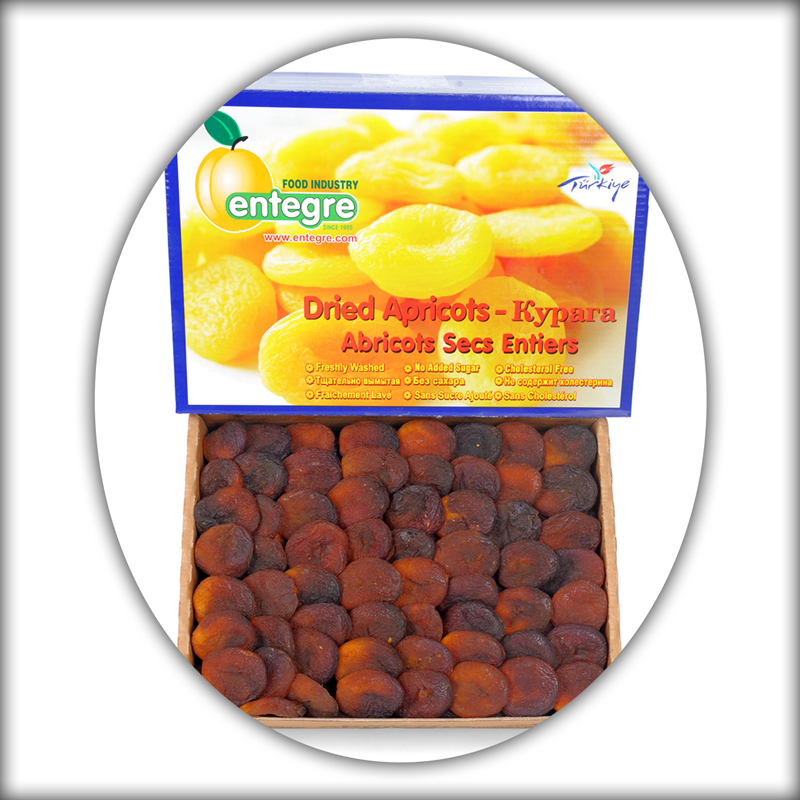 Entegre Food Industry Co  Inc  :: DRIED APRICOTS