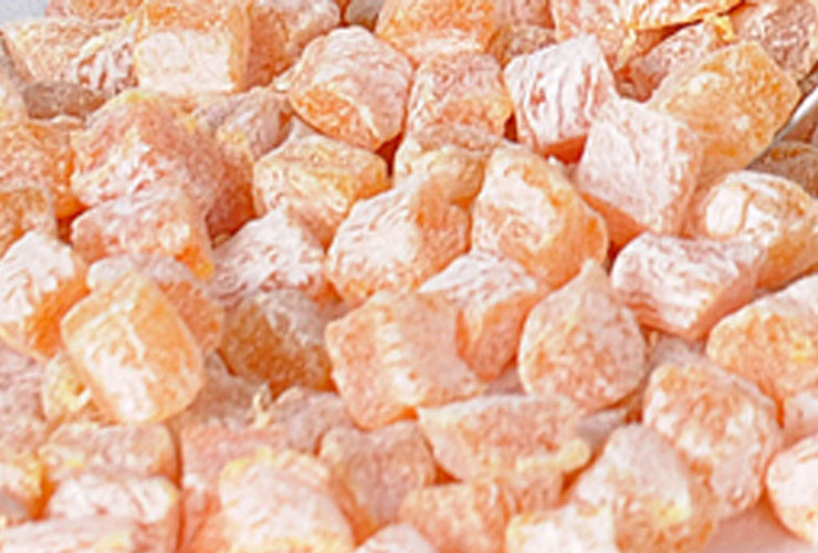 Diced Dried Apricots